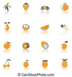 alimento, 16, ícones