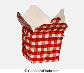 alimento, caixa papelão, 2