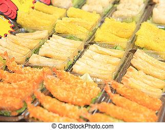 alimento chinês