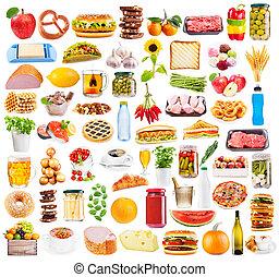alimento, cobrança