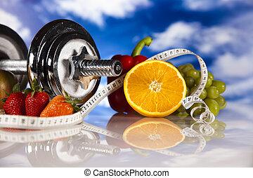alimento, condición física