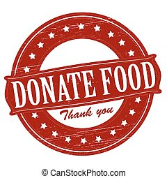 alimento, donar