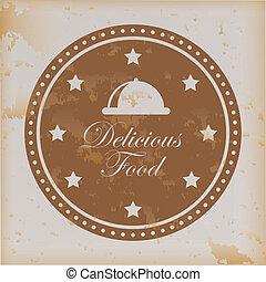 alimento, gostosa