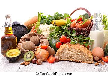 alimento, ingrediente crudo