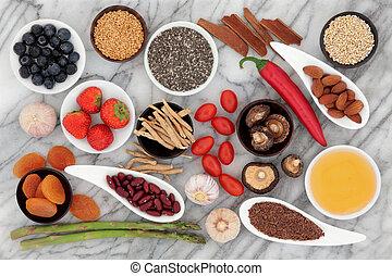 alimento natural