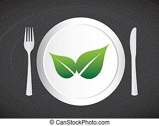 alimento, orgânica
