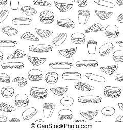 alimento, patrón
