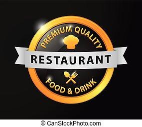 alimento, prima, bebida, calidad