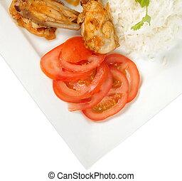 alimento, saudável