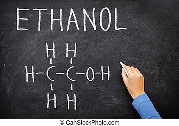 alkohol, etanol