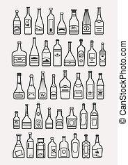 alkohol, getrãnke, getränk, heiligenbilder
