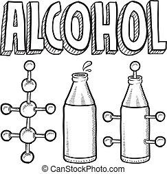 Øl krus, skitse. Firmanavnet, doodle, krus, illustration,... vektorer - Søg efter Clipart ...