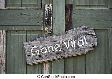 allé, signe., viral