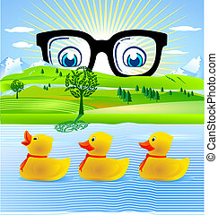 all duckling