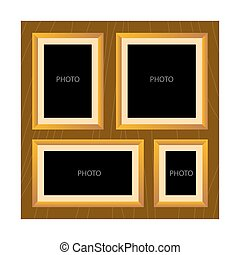 All in One Photo Frame Template