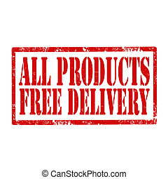 All Products -stamp