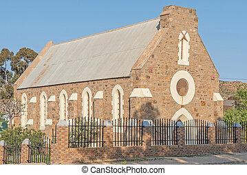 All Saints Anglican Church in Springbok
