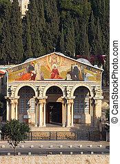 All Saints Church in Jerusalem