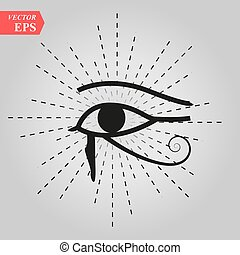 All-Seeing Eye of God The Eye of Providence Eye of...