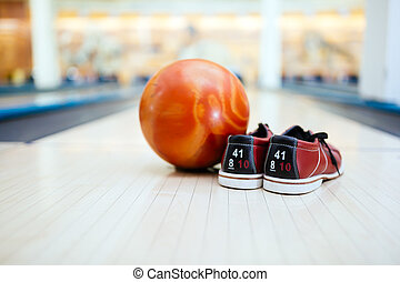 All you need for bowling