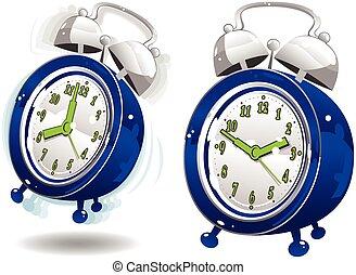 allarme, clocks.eps