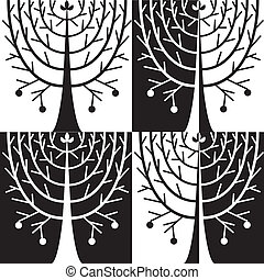 allegorical tree