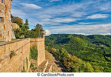 allemagne, hohenzollern, château