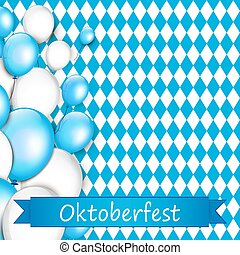allemand, oktoberfest, bière, festival