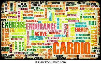 allenamento, cardio