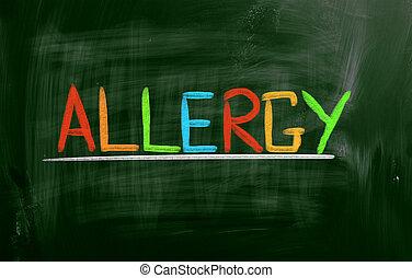 allergi, begrepp