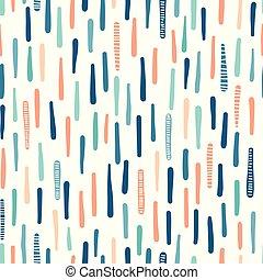 alles, mode, op, kust, nautisch, thuis, decor., blauwe , pattern., seamless, briefpapier, getrokken, turkoois, textile., verticaal, maritiem, hand, textured, gestreepte , marinier, print., kust, oceaan, vector, groene, wintertaling, stripes.