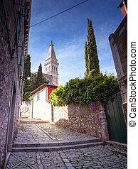 Alley of Rovinj