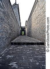Alley vertical