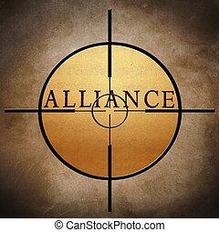 alliance, cible