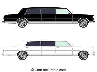 allongez limousine