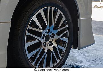 alloy car