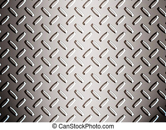 alloy diamond plate metal - a large seamless sheet of...