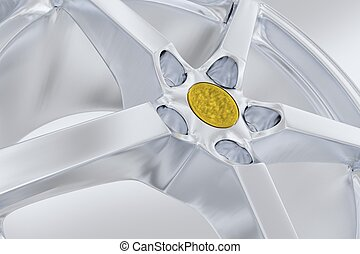 Alloy Wheel Design