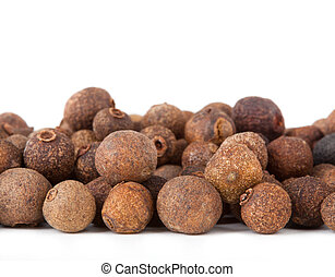 Allspice - Isolated allspice on white background