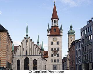 Alltes Rathaus Munich
