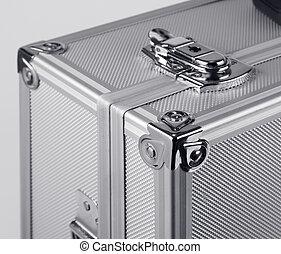 alluminio, struttura, dettaglio