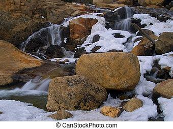 Alluvial Fan Falls