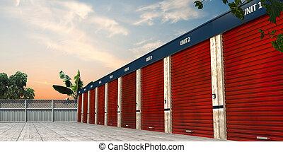 almacenamiento, unidades