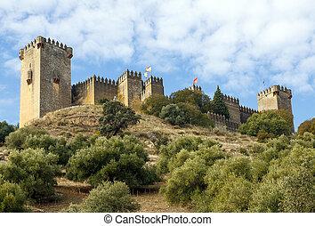 Almodovar del Rio, Cordoba Spain. Artistic and Monumental...