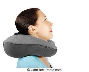 almohadilla del cuello