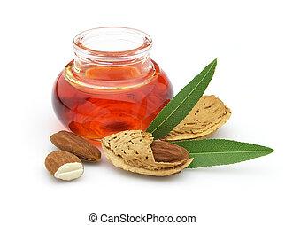 Almonds oil