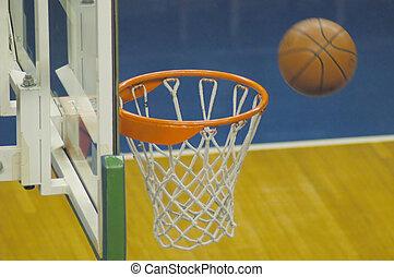 Almost basket