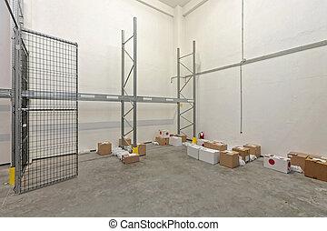 Empty Storage