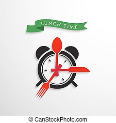 almuerce tiempo
