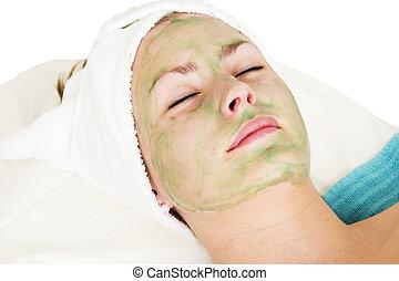 Aloe Vera Facial